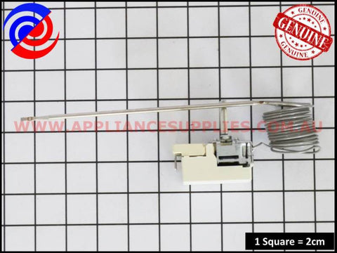 0541001925 OVEN THERMOSTAT WITH KEEP WARM ELECTRIC SETTING ELECTROLUX