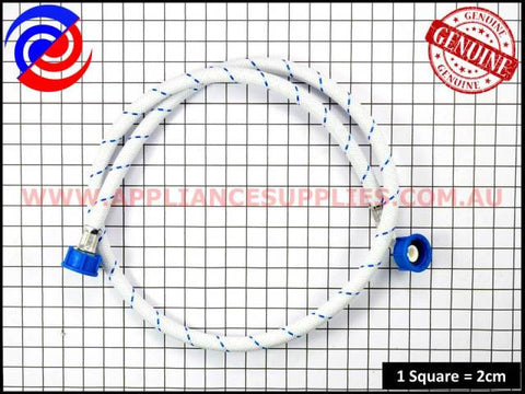 0571200124 WASHING MACHINE COLD WATER INLET HOSE SIMPSON WESTINGHOUSE HOOVER KELVINATOR ELECTROLUX
