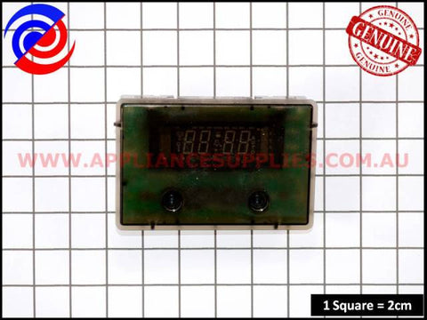 0609100333 OVEN CLOCK 2 BUTTON WESTINGHOUSE