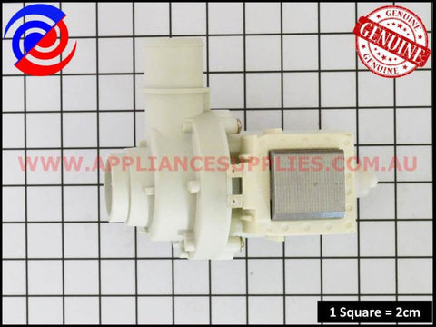 119095200 WASHING MACHINE TOP LOADING PUMP ELECTROLUX