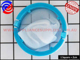 0564257398 119422200 WASHING MACHINE LINT FILTER SIMPSON HOOVER WESTINGHOUSE