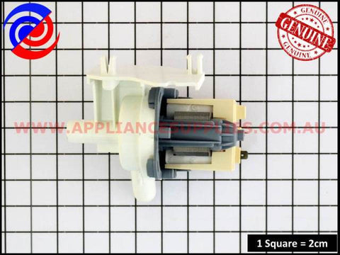 132115260 WASHING MACHINE RECIRCULATION PUMP ASSY ELECTROLUX
