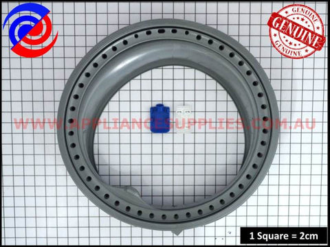 132561520K WASHING MACHINE BELLOW DOOR GASKET ELECTROLUX