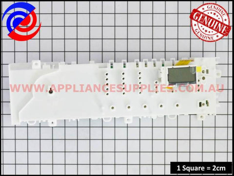 132594030K WASHING MACHINE ELECTRONIC BOARD ELECTROLUX