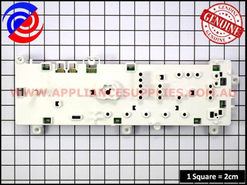 132731731 WASHING MACHINE BOARD USER INTERFACE ELECTROLUX