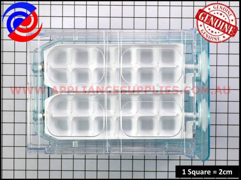 1455571 REFRIGERATOR TRAY ICE CUBE ASSY WESTINGHOUSE