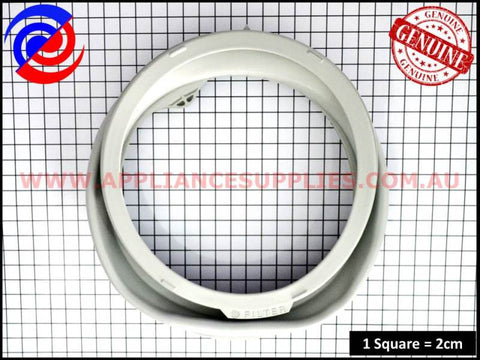147110005 WASHING MACHINE DOOR GASKET BELLOWS SIMPSON