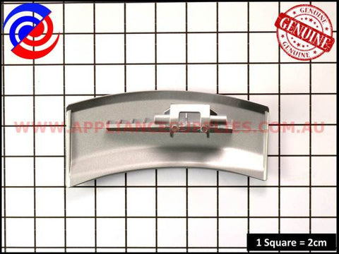 147146400 WASHING MACHINE RIGHT PORTHOLE HANDLE ELECTROLUX