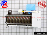 241709806 REFRIGERATOR ICE MAKER COMPACT ELECTROLUX WESTINGHOUSE