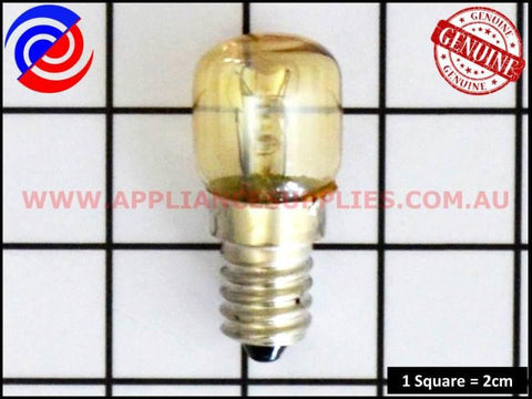 25W300C OVEN LAMP 25W BLANCO