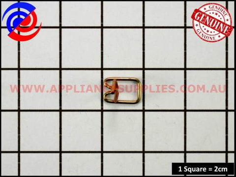 31856 OVEN CLIP SPRING NO 596 FALSE BACK CHEF