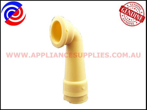 425974P WASHING MACHINE ELBOW NOZZLE FISHER & PAYKEL