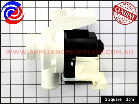 43585421 WASHING MACHINE PUMP SYNCHRONOUS 180* HOOVER