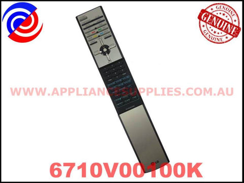 6710V00100K GENUINE TV REMOTE CONTROL LG