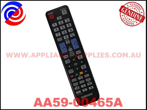 AA59-00465A AA59-00818A GENUINE TV REMOTE CONTROL SAMSUNG
