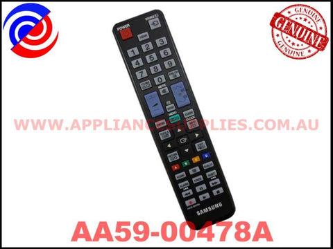 AA59-00478A GENUINE TV REMOTE CONTROL SAMSUNG