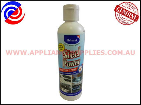 ACC031  STEELPOWER CLEANER 250ML UNIVERSAL