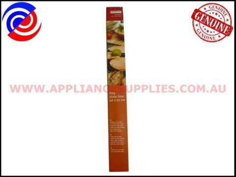 ACC035  BBQ HOTPLATE LINER UNIVERSAL