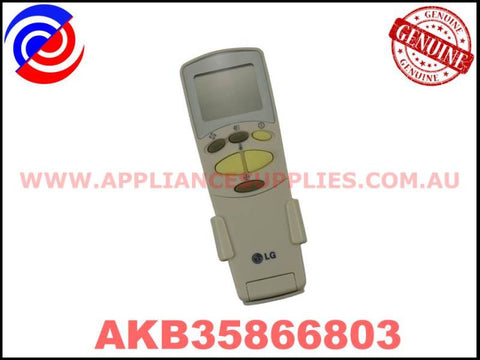6711A90031Y AKB35866803 6711A90032N AKB74375404 GENUINE AIR CONDITIONER REMOTE CONTROL LG