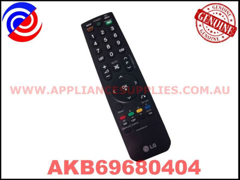 AKB69680404 AKB69680403 AKB69680438 GENUINE TV REMOTE CONTROL LG