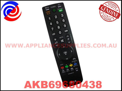 AKB69680438 AKB69680403 AKB73655804 AKB72915207 GENUINE TV REMOTE CONTROL LG