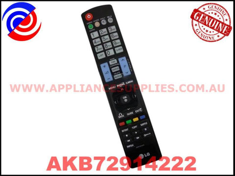 AKB72914222 AKB72914206 AKB74115502 GENUINE TV REMOTE CONTROL LG