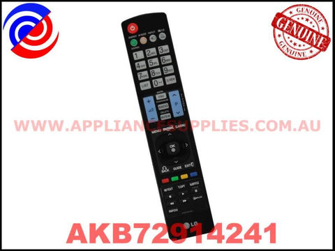 AKB72914241 AKB69680403 GENUINE TV REMOTE CONTROL LG