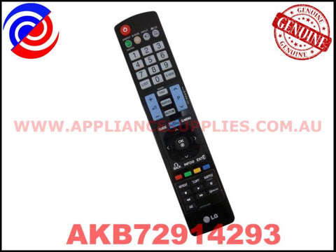 AKB72914293 AKB72914241 AKB72914209 AKB69680403 GENUINE TV REMOTE CONTROL LG