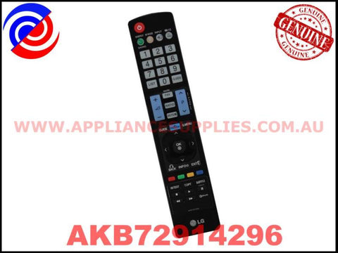 AKB72914296 AKB72914293 AKB69680403 AKB72914209 GENUINE TV REMOTE CONTROL LG