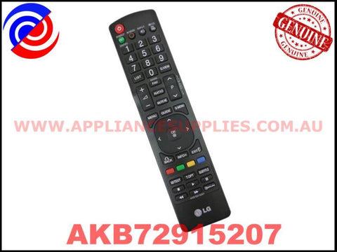 AKB72915207 AKB72914293 MKJ61841804 AKB72914241 GENUINE TV REMOTE CONTROL LG