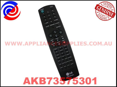 AKB73575301 GENUINE TV REMOTE CONTROL LG