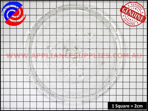 DE74-20102D MICROWAVE GLASS TRAY COOKING SAMSUNG