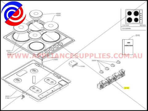 mr induction cooktop instructions
