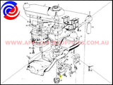 0693200004 WASHING MACHINE CLUTCH PAWL SIMPSON WESTINGHOUSE HOOVER KELVINATOR
