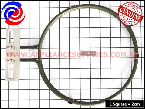G379201 FE-13 COOK TOP ELEMENT TUBULAR KLEENMAID