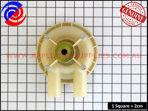 KS31969P8 WASHING MACHINE NO RECIRCULATING PUMP KLEENMAID