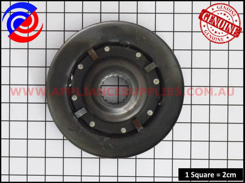 KS38505P WASHING MACHINE BRAKE SPRING AND CARRIER ASSY KLEENMAID