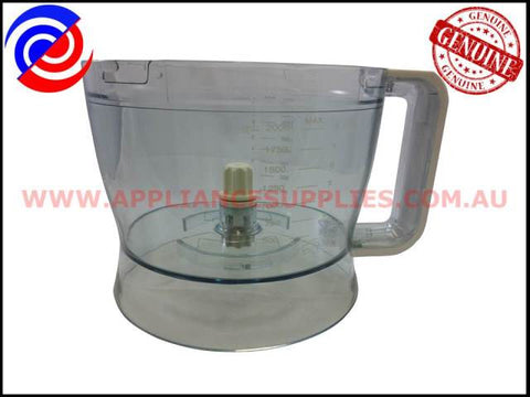 LC76102  FOOD PROCESSOR BOWL SUNBEAM