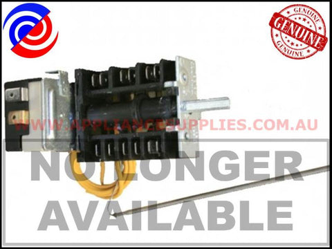 041099009904R OVEN SWITCH + THERMOSTAT BLANCO