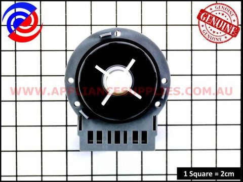 UNI012 WASHING MACHINE & DISHWASHER DRAIN PUMP SUIT UNIVERSAL