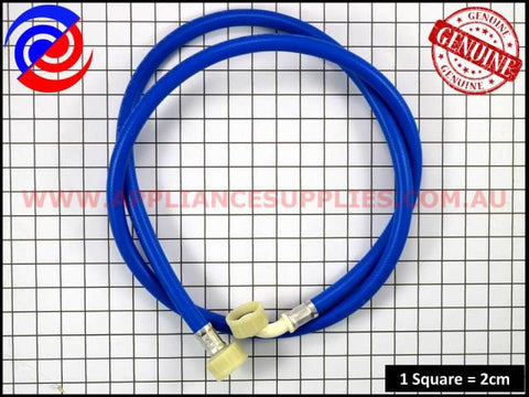 W046 DISHWASHER AND WASHING MACHINE INLET HOSE 2.5M UNIVERSAL