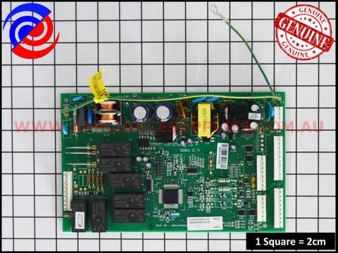 WR55X26733 REFRIGERATOR MAIN ASSEMBLY BOARD GE