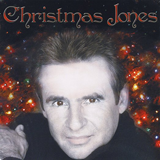 Christmas Jones: The Davy Jones holiday album!