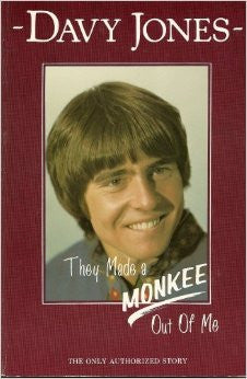 Davy's Autobiography: The Made a Monkee Out of Me - free shipping!