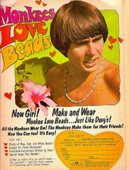 Official Davy Jones Love Beads