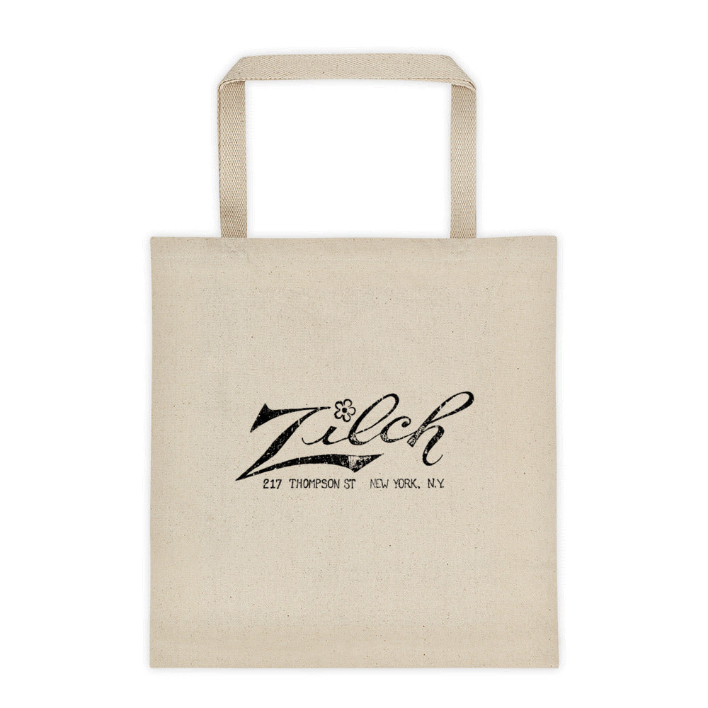 Zilch Boutique shopping bag