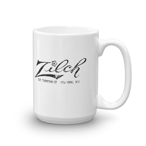 NEW: Zilch Boutique mug