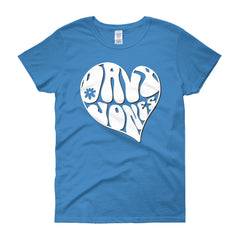 Ladies' Davy Jones logo shirt