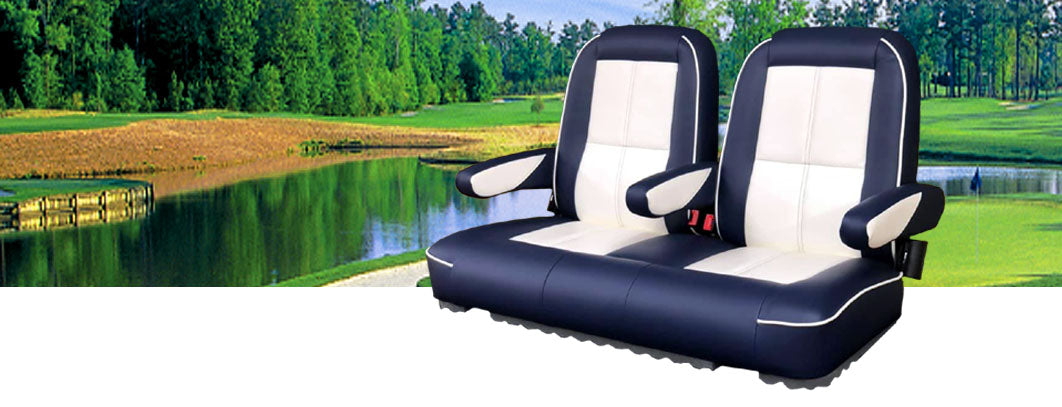 Yamaha Golf Cart Seat