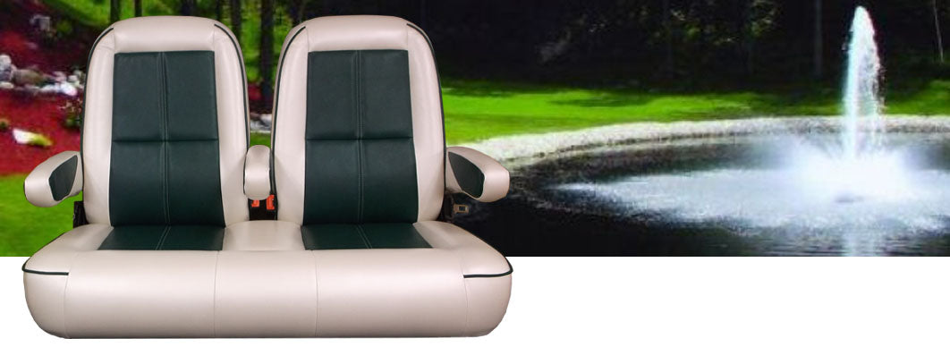 Custom Golf Cart Seat